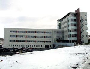 Háskólinn á Akureyri, rannsóknarhús