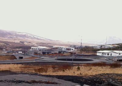 Reynisvatnsás, íbúðahverfi