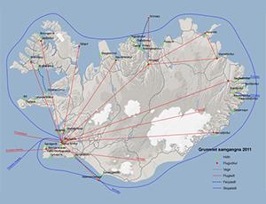 Umhverfismat Samgönguáætlunar á Samgönguþingi
