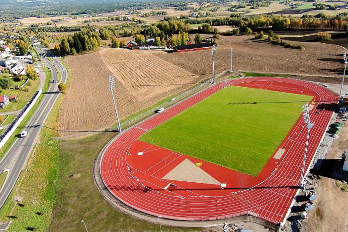 Hamar internasjonalt friidrettsanlegg