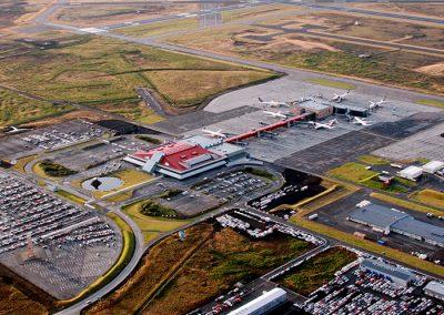 Keflavik lufthavn, VA systemvurdering og forprosjektering