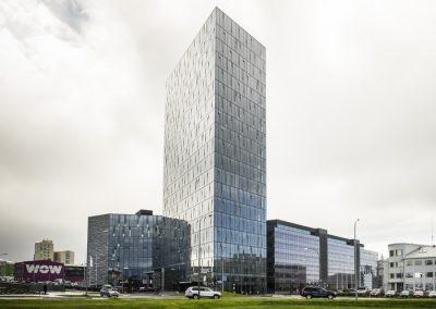 Höfðatorg Tower Building
