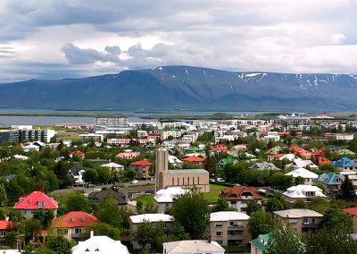 Environmental Impact Assessment, Reykjavík Master Plan