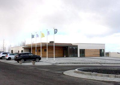 Íþróttamiðstöð GKG