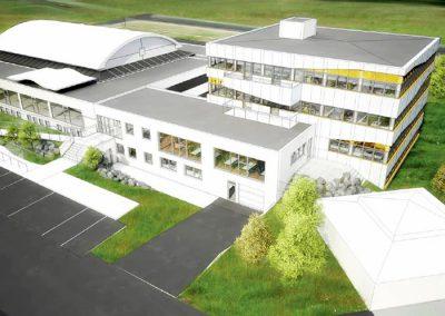 Air Traffic Control Centre in Reykjavík