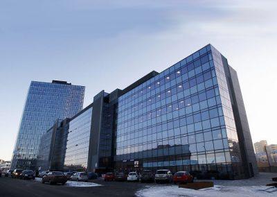 Höfðatorg Offices