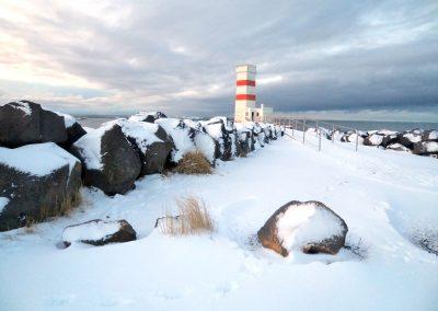 1. sæti 2011: Garðskagaviti eldri, Eðalrein M. Sæmundsdóttir