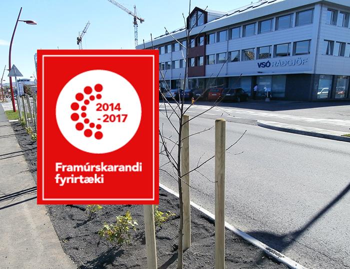 VSÓ er framúrskarandi fyrirtæki fjórða árið í röð