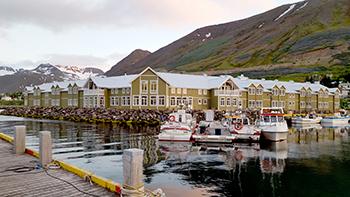 Hótel Sigló á Siglufirði